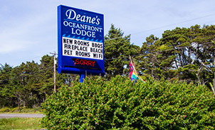Deane's Sign